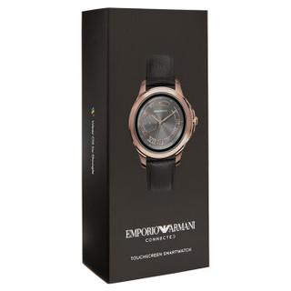 EMPORIO ARMANI 阿玛尼 ART5012 男士人动电能手表