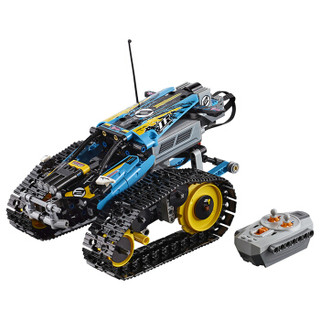 乐高(LEGO)积木 机械组Technic遥控特技赛车9岁+ 42095 儿童玩具 男孩女孩生日儿童节礼物 1月上新