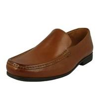 Clarks Claude Plain 261386 男功能休闲鞋