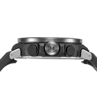 卡西欧(CASIO)手表 PROTREK登山系列户外电波太阳能多功能运动手表时尚男表 PRW-60Y-1A