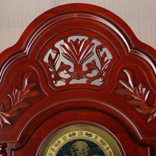 北极星(POLARIS)落地钟 高档实木中式客厅立钟经典大气创意复古机械钟钟表装饰座钟  L1367 20天机芯