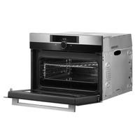 AEG KMK861000M 欧洲原装进口嵌入式家用多功能微波烤箱 微蒸烤一体机 多重隔热 腔体自清洁