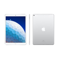 Apple 苹果 iPad Air 3 2019款 10.5英寸 平板电脑 Cellular版 银色 256GB A12 仿生