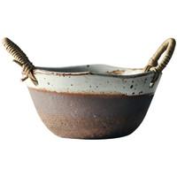九土 日式粗陶餐具