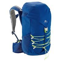 DECATHLON 迪卡侬 8520529 户外登山包旅行包学生双肩包QUJR (海蓝色、18升)