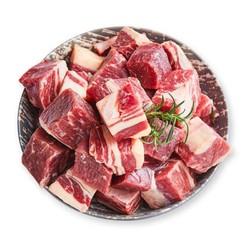 赤豪 精选牛肉块 500g *5件