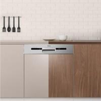 Midea 美的 WQP12-5301A-CN(J1)嵌入式洗碗机 13套