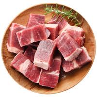 恒阳 乌拉圭牛腩块  1kg*3件 + 东来顺羊肉片 500g
