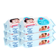 Johnson & Johnson 强生 婴儿 手口湿巾 80片*6包 24.9元包邮(需用券)