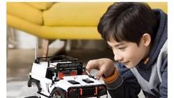 MI 小米 越野四驱车 可编程智能遥控汽车电动玩具