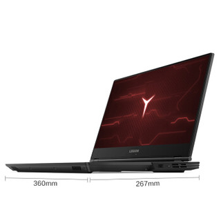 Lenovo 联想 拯救者Y7000 2019 15.6英寸游戏笔记本电脑(i5-9300H、8G、512G、GTX1660Ti)