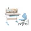 爱果乐 儿童学习桌椅套装 陨石mini款+蘑菇椅