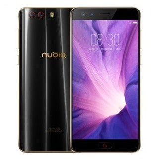 nubia 努比亚 Z17miniS 智能手机 6GB+64GB