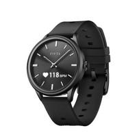 FIYTA 飞亚达 JOYUP 指针式智能手表 (极客黑、硅胶)