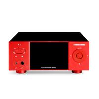 SOUNDAWARE 享声音响 A1 台式网络播放器解码耳放一体机 (石榴红)