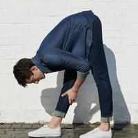 棉花史密斯 男式高弹牛仔裤