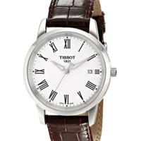 TISSOT 天梭 T-CLASSIC T033.410.16.013.00 男士时装腕表