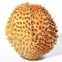 泰国进口 金枕冷冻整榴莲1个 约2.0-2.5kg *2件