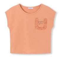 Balabala 巴拉巴拉 女童短袖T恤