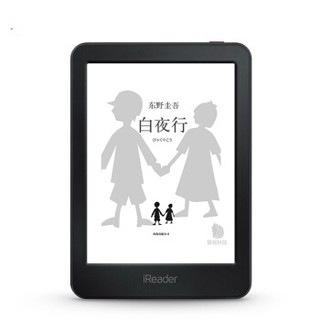iReader 掌阅 Light 悦享 双系统版 6英寸电子书阅读器 8GB