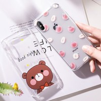 Pony iPhone/OPPO/VIVO/华为/小米 卡通硅胶软壳