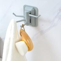 MOYOU 毛巾挂架  4个装随机色