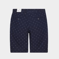 Baleno 班尼路 88610015 男士纯棉休闲短裤