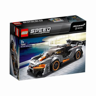 LEGO 乐高 Speed超级赛车系列 75892 迈凯伦塞纳