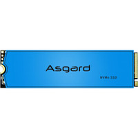 Asgard 阿斯加特 AN3系列 M.2 NVMe 固态硬盘 1TB