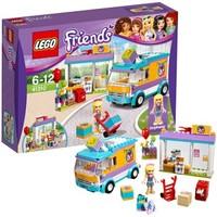 LEGO 乐高 FRIENDS 好朋友系列 41310心湖城礼品派送店