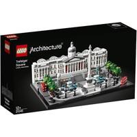 女神超惠买、考拉海购黑卡会员:LEGO 乐高 Architecture建筑系列 21045 特拉法加广场