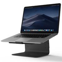iQunix E-stand 铝合金笔记本支架电脑散热器