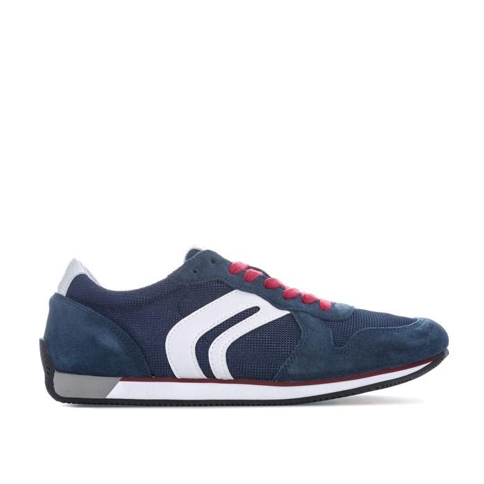GEOX 健乐士 Mens Vinto Trainers 男士运动鞋