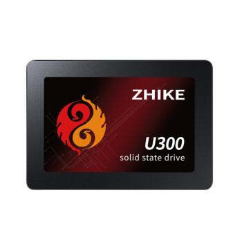 ZHIKE 挚科 U300系列 SATA 固态硬盘 240GB