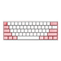 IQUNIX F60S 粉色版 双模蓝牙键盘