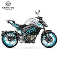 春风250NK摩托车CFMOTO跑车街车街跑摩旅休旅车水冷电喷