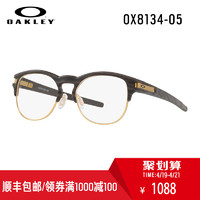 Oakley/欧克利 时尚个性半框光学镜架 OX8134 LATCH KEY RX