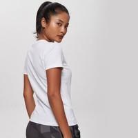 SKECHERS 斯凯奇 SAWS185135 女款针织短袖T恤