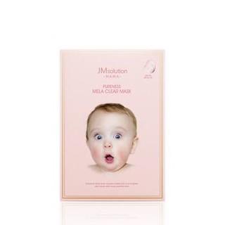 京东PLUS会员 : Jmsolution 肌司研 MAMA婴儿肌系列 纯净无瑕面膜 10片 *4件