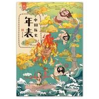 《洋洋兔童书·中国历史年表》(绘本版)