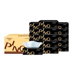 心相印 抽纸 品诺4层90抽360张 16包装中规格软抽 (整箱售卖) *3件 *3件