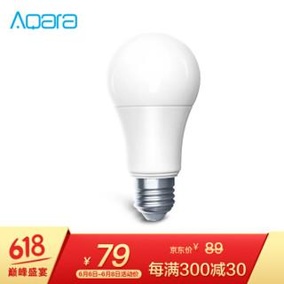 Aqara智能LED灯泡 用Siri开关灯
