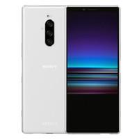 索尼(SONY)Xperia 1 骁龙855 三摄手机 6GB+128GB 6.5英寸屏 雪白