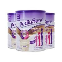 PediaSure 雅培 小安素奶粉(香草味) 850g *3件