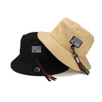 微森蝶 女士夏季渔夫帽