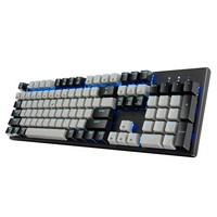Hyeku 黑峡谷 GK706 机械键盘(龙华MX红轴、单色背光)