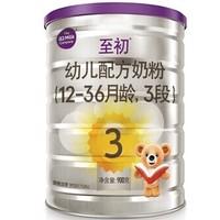 a2 艾尔 至初 婴儿配方奶粉 3段 900g 国行版 *2件