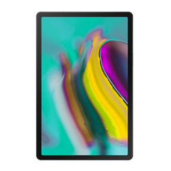 三星Tab S5e T720平板电脑 10.5英寸WIFI版(八核/AMOLED屏/4G/64G/7040mAh/5.5mm厚/指纹识别)锡墨黑