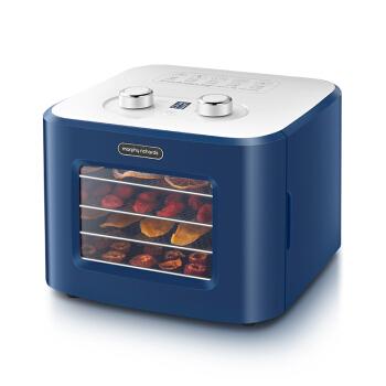MORPHY RICHARDS 摩飞电器 MR6225 干果机料理机食品风干机 (旋钮式)
