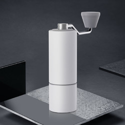 TIMEMORE 泰摩 TGD001 手摇咖啡磨豆机 哑光白